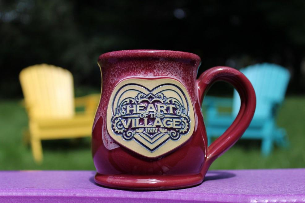 Heart of the Village Inn Coffee Mug